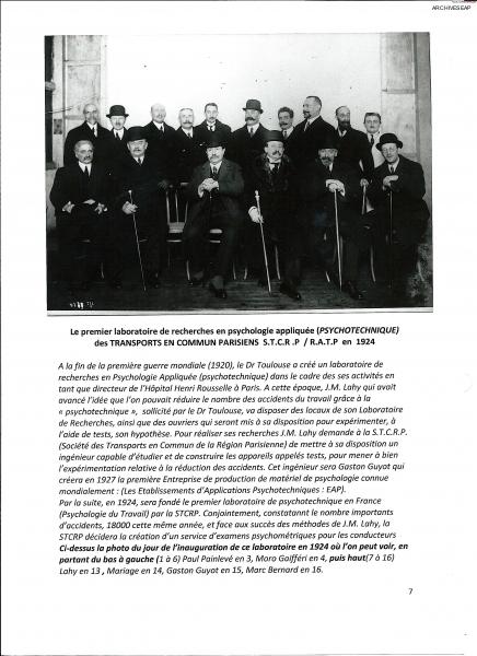 Inauguration du Laboratoire